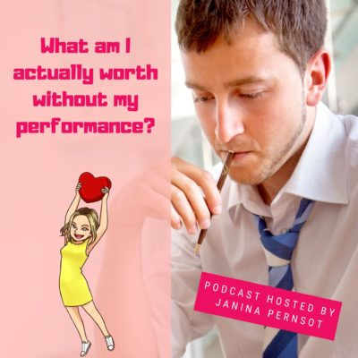 Episode 6: What am I actually worth without my performance?